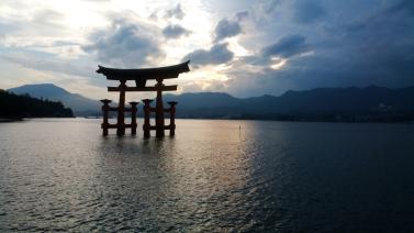 Miyajima Torii 2