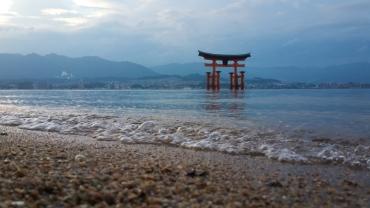 Miyajima Torii 3