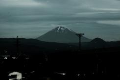 Mt Fuji from Shinkansen3-1