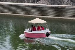Round Boat