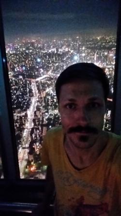 Sky Tree selfie
