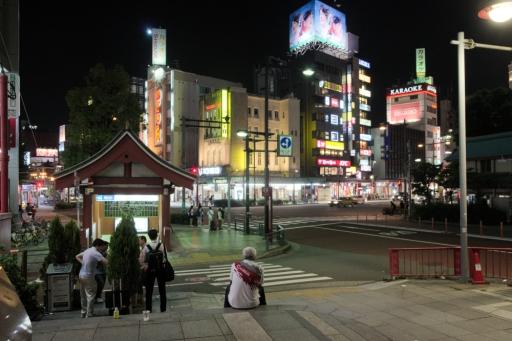 Streetscape Asakusa Tokyo 2