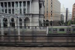 Suburban trains