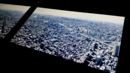 Tokyo daytime view from Sky Tree