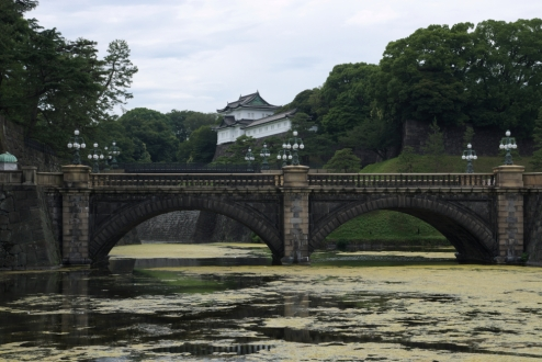 Tokyo imperial palace surroundings3