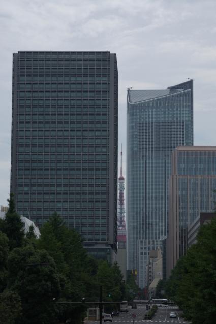 Tokyo Tower lurking