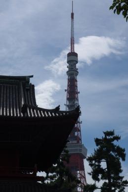 Tokyo Tower mix