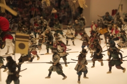 Battle figures