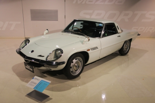 Hiroshima Mazda first vehicles 3