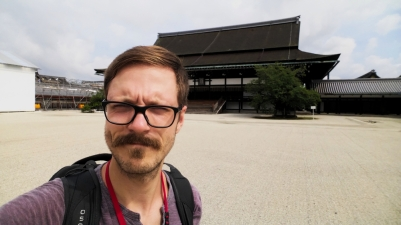 Imperial Palace Selfie