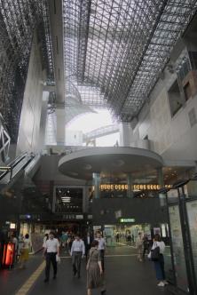 Impressive main train station