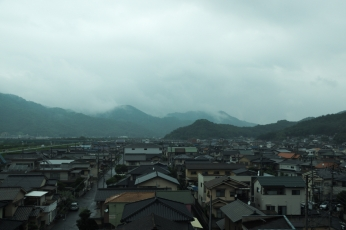 Japan small town
