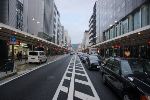 Kyoto City Centre