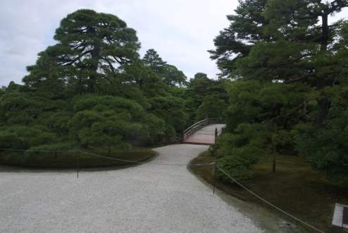 Kyoto Imperial Palace Gardens 2
