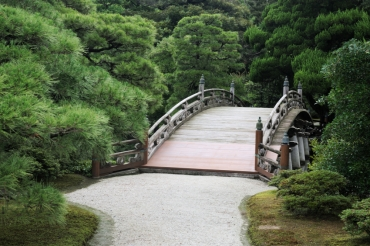 Kyoto Imperial Palace Gardens 3