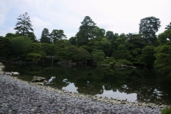 Kyoto Imperial Palace Gardens 4