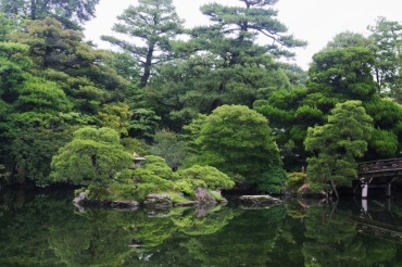 Kyoto Imperial Palace Gardens 6