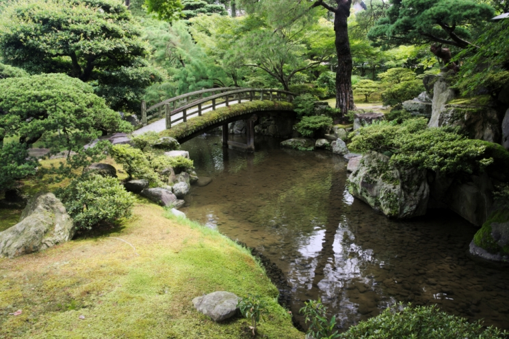 Kyoto Imperial Palace Gardens 7