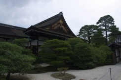 Kyoto Imperial Palace Gardens