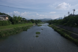 Kyoto River