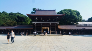Meiji Shrine 3