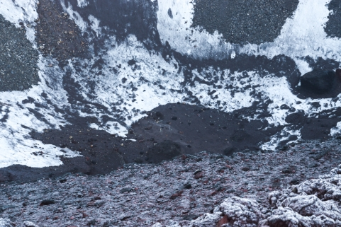 Mt Fuji inside