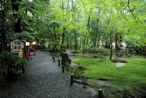 Nonomiya Shrine 3