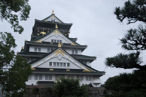Osaka Castle 3-1