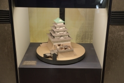 Osaka Castle miniature