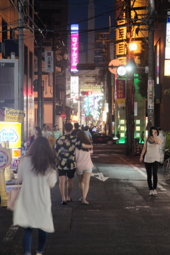 Osaka nightlife