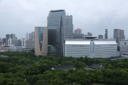Osaka skyline 2