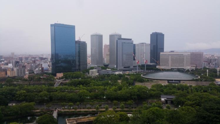 Osaka Skyline 3