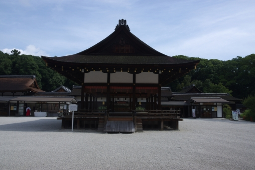 Shimogamo-Jinja Complex 2