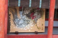 Shimogamo-Jinja Painting