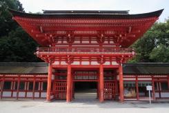 Shimogamo-Jinja Shrine 3