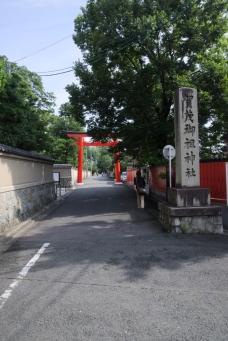 Shimogamo-Jinja Torii
