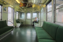 Sleeping car to Kyoto