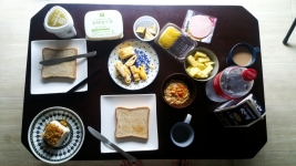 Supertasty Japanese Breakfast