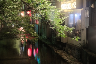Sushi by the canal 2