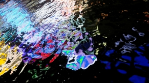 Water reflecions