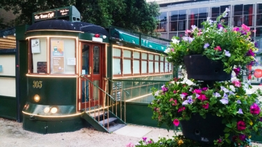 Dublin 10 Tram Cafe