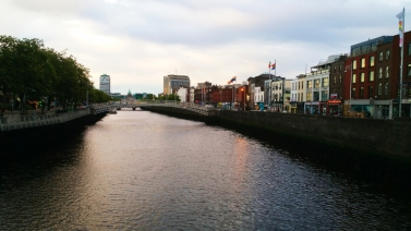 Dublin 11 Ha' Penny Bridge