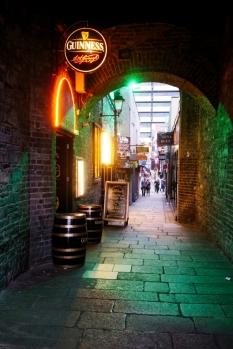 Dublin 15 Merchants Arch