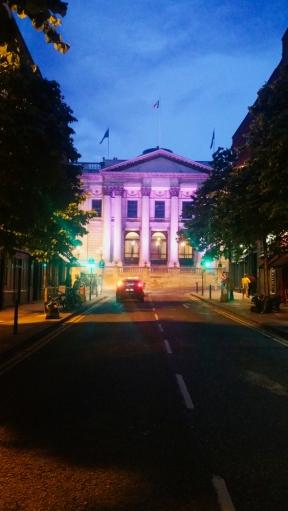 Dublin 21 City Hall