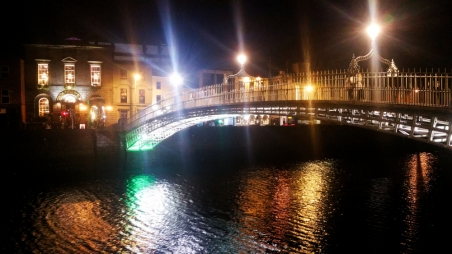 Dublin 29 Ha' Penny Bridge