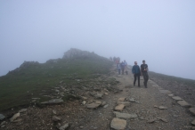 On the way up - Snowdon 12