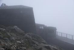 On the way up - Snowdon 14