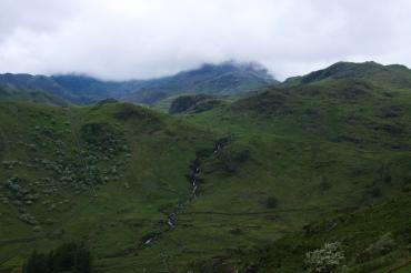 On the way up - Snowdon 3