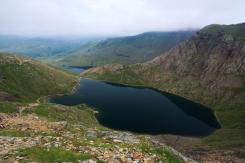 On the way up - Snowdon 5