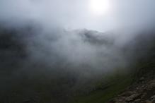 On the way up - Snowdon 7
